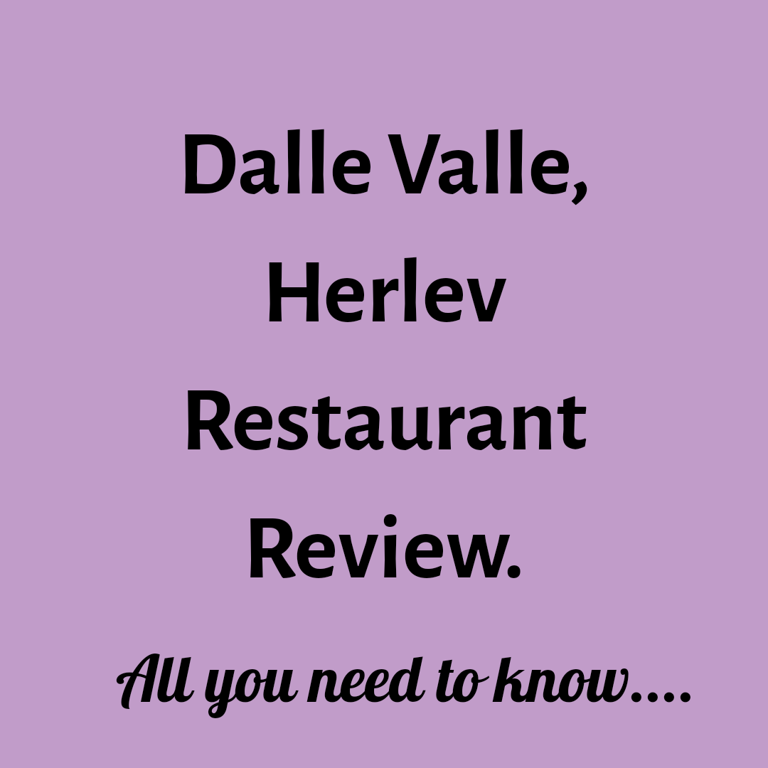 Dalle Valle Herlev : Restaurant Review & Pictures