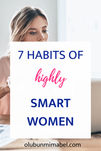 habits of smart women