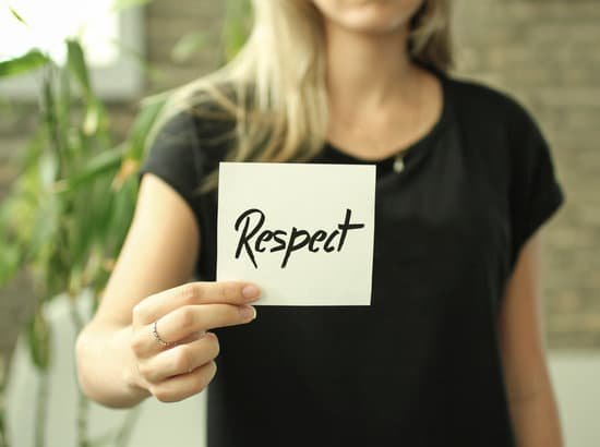 how to make him respect you