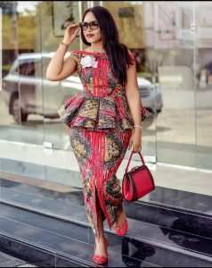 latest ankara styles for ladies